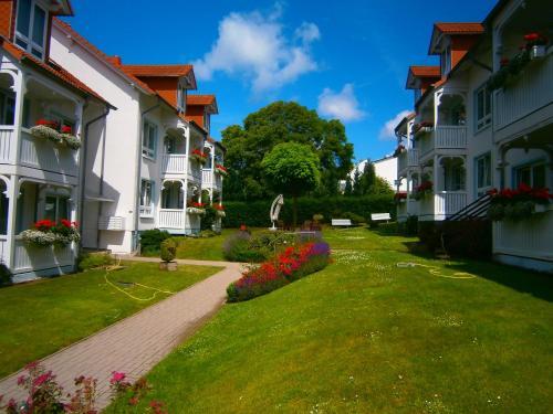A Hotel Com Apartmenthaus Binzer Sterne Aparthotel Binz
