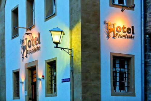 Knast Hotel Fronfeste