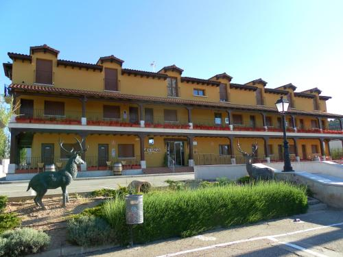 . Hotel Milagros Rio Riaza