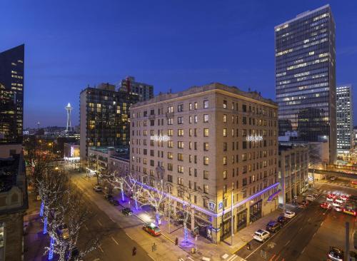 2000 4th Avenue, Seattle, WA 98121, United States.