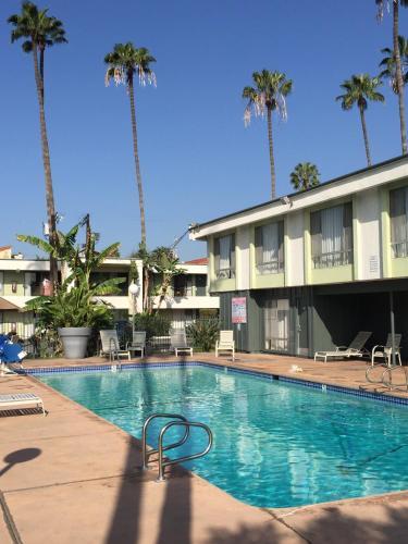 Vagabond Inn Los Angeles at USC - Los Angeles, CA CA 90007