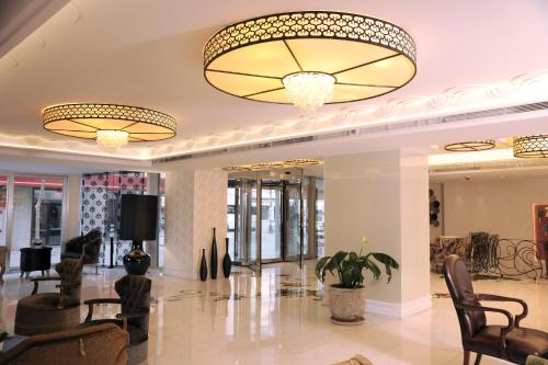 Istanbul Taksim Gonen Hotel rooms