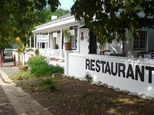 Old Mill Guest House & Restaurant (B&B)