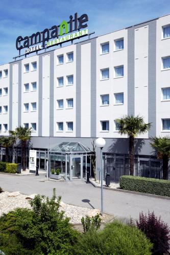 Campanile Lyon Ouest Tassin - Hôtel - Tassin-la-Demi-Lune
