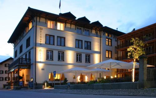 Hotel Weisses Kreuz - Bergün / Bravuogn