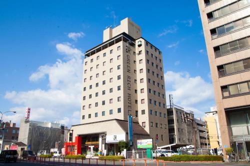 . Green Rich Hotel Oita Miyakomachi