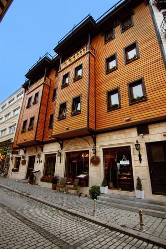 Taya Hatun Cad. No:5 Sirkeci, Eminonu, Istanbul, 34120, Turkey.