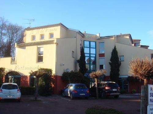 Le Gil De France - Hôtel - Montbrison