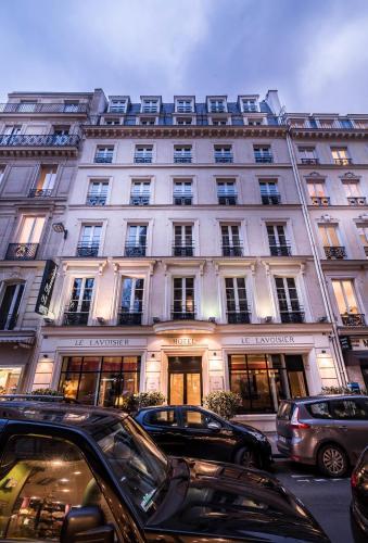 Le Lavoisier - Hôtel - Paris
