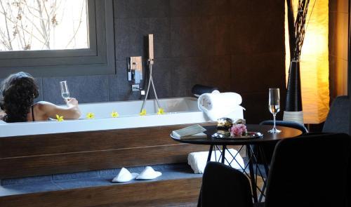 Luxury Suite with Spa Bath Bonansa Country Hotel 11