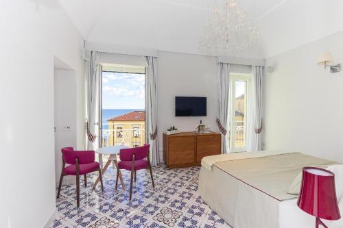DieciSedici, Pension in Amalfi