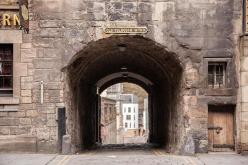Foto - Royal Mile Accommodation