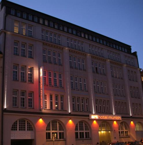 Arthotel Munich photo 26