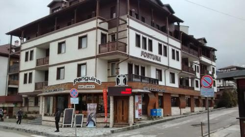 Two-Bedroom Apartment in Fortuna Bansko