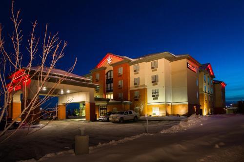 Accommodation in Fort Saskatchewan