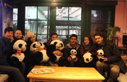 Hotel Chengdu Mrs Panda Hostel