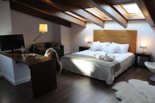 Habitación Doble Deluxe con acceso al spa Bonansa Country Hotel 10
