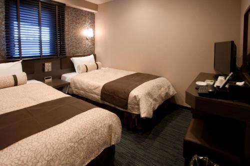 Kuretake Inn Premium Shizuoka Ekimae room photos