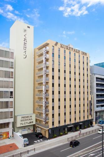 . Kuretake Inn Premium Shizuoka Ekimae