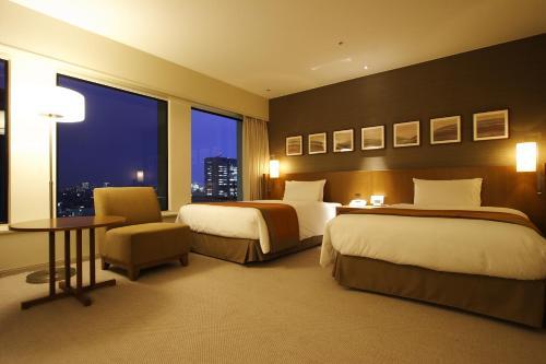 Keio Plaza Hotel Tokyo photo 11