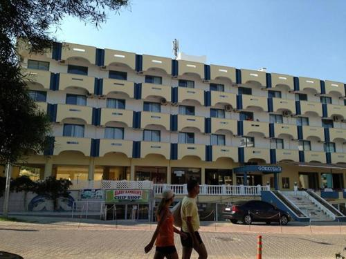 Didim Gokkusagi Hotel odalar