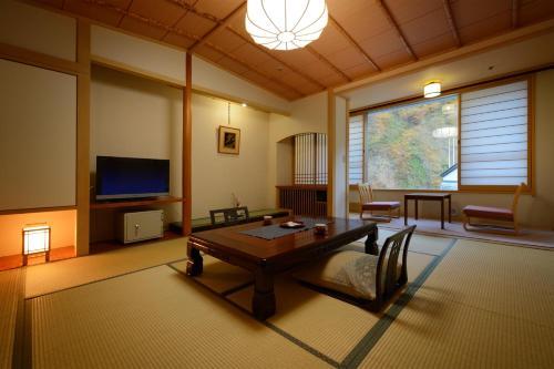 Sansuiso Tsuchiyu Spa - Accommodation - Fukushima