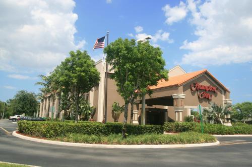 Hampton Inn Ft. Lauderdale-Commercial Blvd.