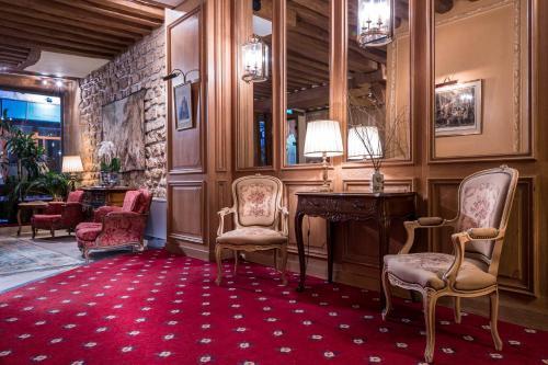 Grand Hôtel de L'Univers Saint-Germain photo 6
