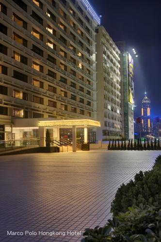 Marco Polo Hongkong Hotel photo 2
