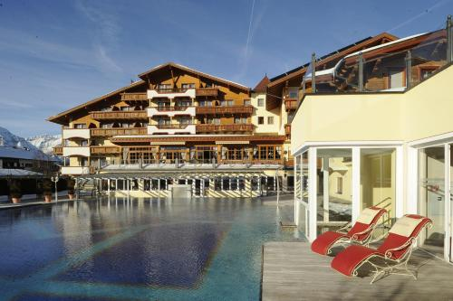 Alpenpark Resort Superior Seefeld