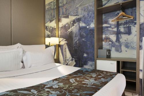Turenne Le Marais Двухместный номер с 1 кроватью