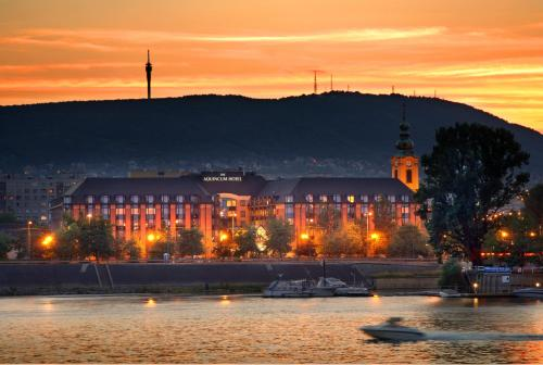 The Aquincum Hotel Budapest photo 42