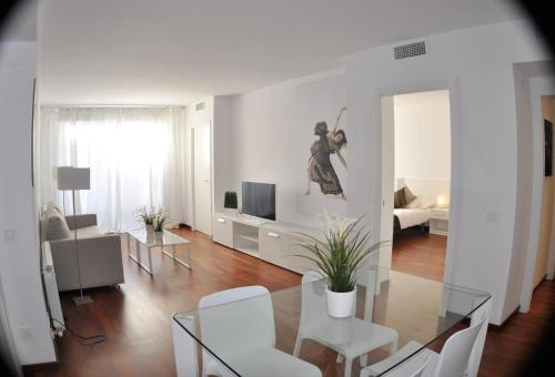 Hotel Design Apartment Les Corts 1