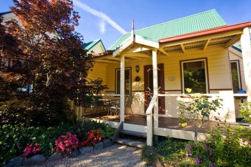 Фото отеля Autumn Abode Cottages