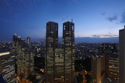 Keio Plaza Hotel Tokyo photo 28