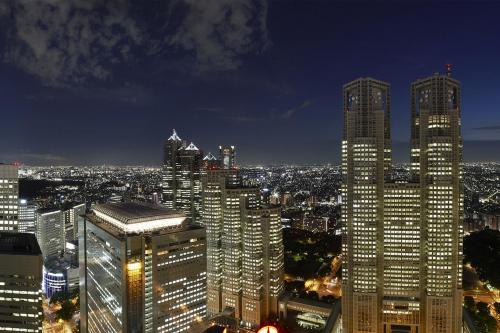 Keio Plaza Hotel Tokyo photo 29