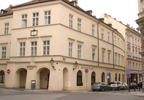 Hotel-overnachting met je hond in Apartment Amadeus - Prague - Praag 1