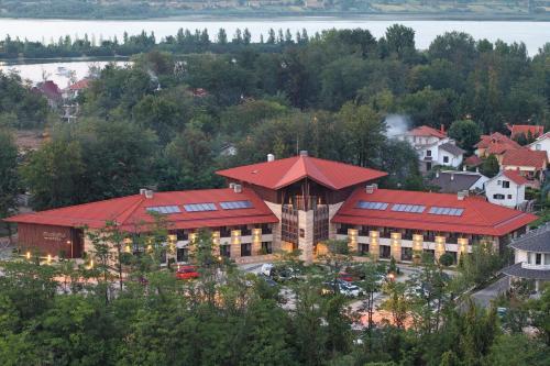 . Hotel Danubia Park