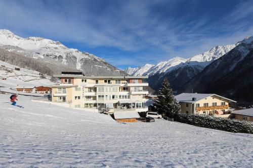 Hotel Appart Peter Sölden