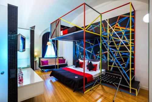 Bohem Art Hotel photo 38