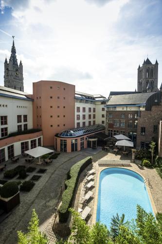 Novotel Gent Centrum, Pension in Gent bei Lovendegem