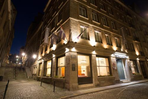 The Originals Boutique, Hôtel des Marins, Saint-Malo (Inter-Hotel) - Hôtel - Saint-Malo