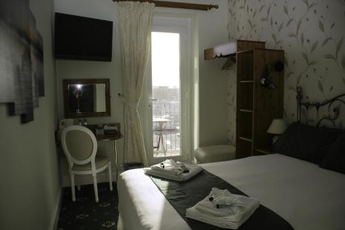 Double Room with Balcony (Room Only)