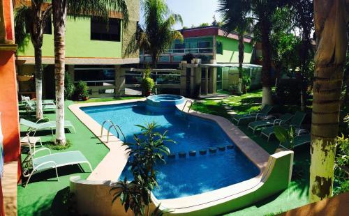 . Hotel Cuellar