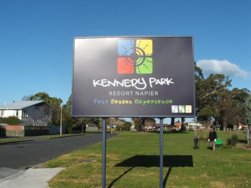 Kennedy Park Resort Napier - Hotel