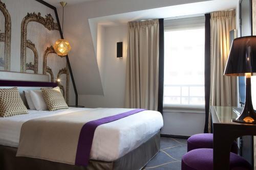 Hotel Yllen Eiffel - Hôtel - Paris