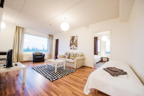 Forenom Serviced Apartments Vantaa Airport room photos