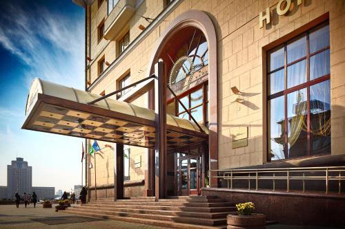 . Hotel Minsk