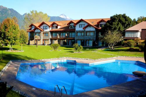 . Hotel Pucon Green Park