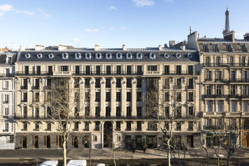 La Clef Tour Eiffel Paris by The Crest Collection - Hôtel - Paris